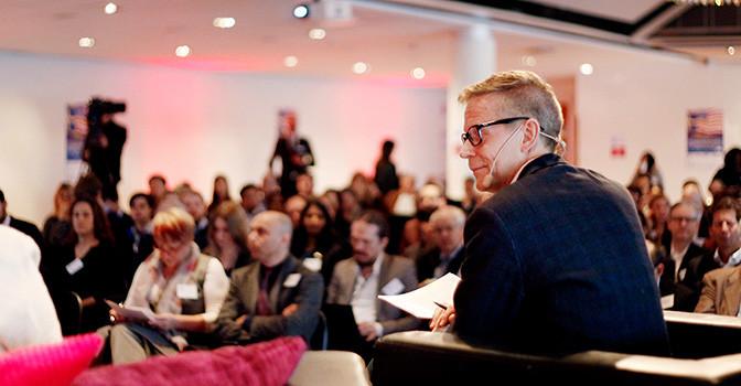 Inbjudan till Sweden-U.S. Entrepreneurial Forum 4 oktober