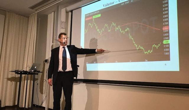 Hur gör man bättre aktieaffärer på en stökig börs? Utbildning 2 & 3 maj!